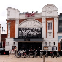 The Ritzy Picturehouse - apparently one of the