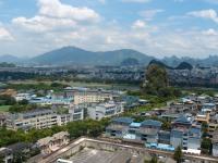 桂林 (Guilin) seen from 独秀峰 (Solitary Beauty Peak)